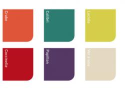 Nuancier peinture pour meuble en bois et carrelage Peinture GripActiv V33. Nuancier 10 couleurs peinture V33