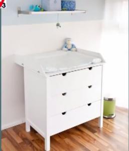 Repeindre un meuble stratifié avec peinture pour meuble GripActiv V33 sans préparation support-photo avant