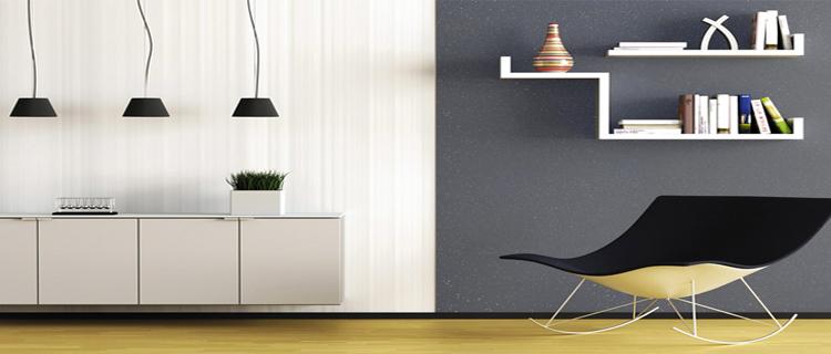 De la peinture pour redonner des couleurs au salon ou la chambre, voilà une manière de relooker une pièce sans tout changer. Peinture effet industriel et enduit décoratif, 5 couleurs pour réveiller la déco d'une pièce.