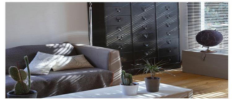 peinture et enduit mineral pour murs salon décoration naturelle