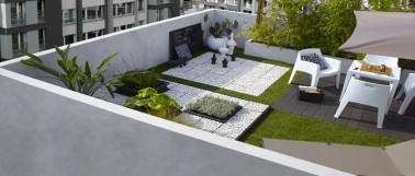 idée amenagement et deco terrasse en ville et jardin