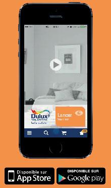 Faire une simulation de ses couleurs de peinture, tester l'association de plusieurs couleurs dans une pièce et les visualiser en live dans son salon, la chambre avec l'appli Dulux Valentine Visualizer est maintenant possible.