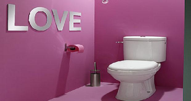 Pour bien choisir sa peinture WC et embellir la décoration de ses toilettes, Entre peinture acrylique, glycéro, brillante, satin ou mat, nos conseils et astuces pour une déco WC au top.