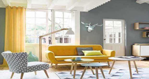 La déco d'un petit salon au top relève d'idée astucieuses pour bien l'aménager. Table basse, canapé, peinture, rangements, Déco Cool zoom pour vous sur 10idées déco de salons super stylés bien que petits.