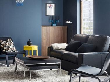 Utiles pour gagner de la place dans un petit salon, les tables gigognes sont une bonne idée d'aménagement pour les petits espaces. Pour recevoir, elles sont parfaites.