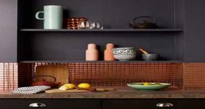 La crédence de cuisine,l'élément déco de la cuisine. Crédence en carrelage, carreaux de ciment, carrelageadhésive, résine, la crédence fait la déco de cuisine