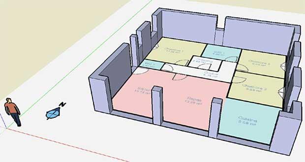 4 Logiciels Plan Maison Gratuits Faciles A Utiliser