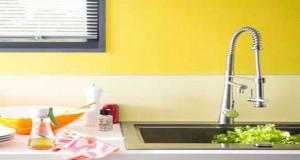 La couleur jaune revient en force dans la peinture chambre et la peinture cuisine. Déco, cette couleur dynamise une pièce appliquée sur le mur, pour peindre un plafond ou un meuble