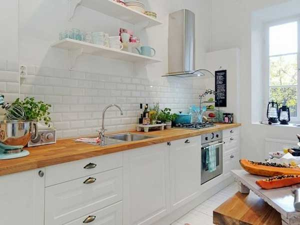 Cuisine Blanche 20 Idees Deco Pour S Inspirer Deco Cool