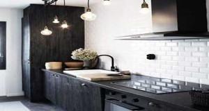 Le carrelage métro redevient tendance en déco cuisine. En crédence cuisine ou carrelage mural blanc, noir, gris ou rouge, le carrelage métro assure grave dans la cuisine