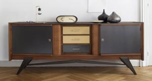 Une solution facile et futée afin de donner une seconde vie à vos meubles et boiseries et leur donner un effet métallisé poudré ou soyeux pour un intérieur élégant