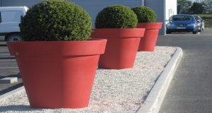 Les pots d'extérieur devient des alliés de taille pour la déco du jardin et de la terrasse, d'autant plus quand ils sont grands ! Voila de quoi vous donner de l'inspiration !