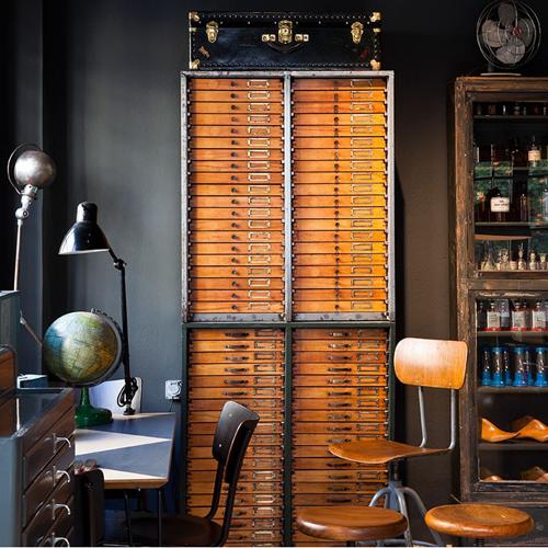 Muebles de estilo Steampunk que se podrían hacer en bricolaje