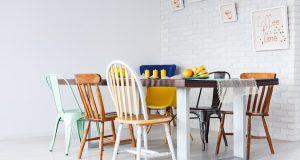 Seconde vie chaises
